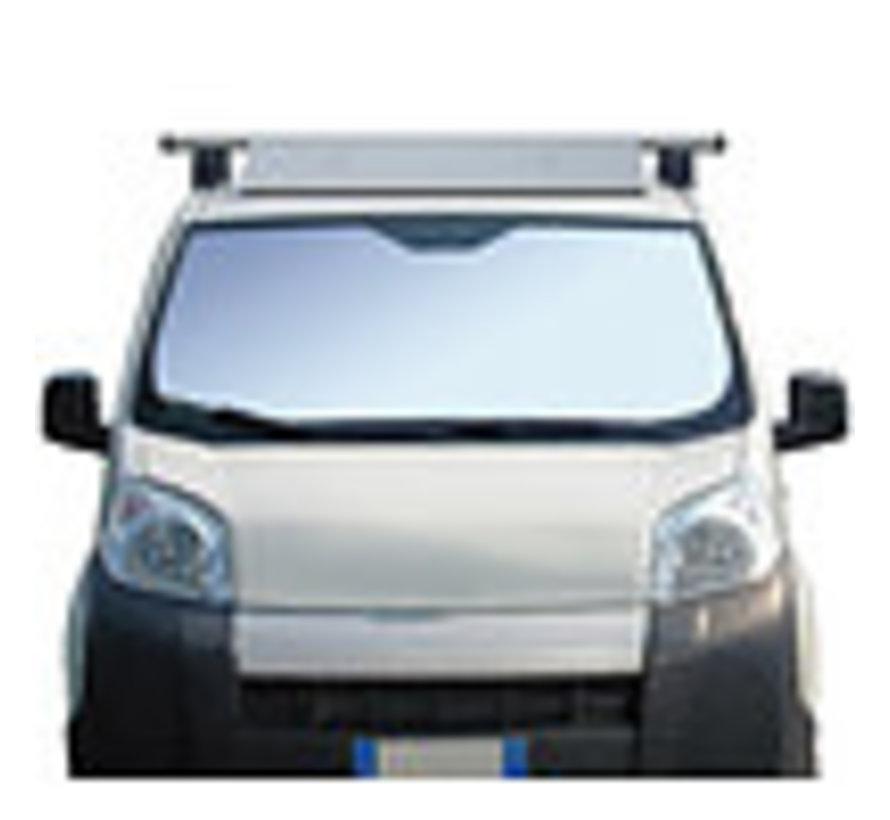 Windabweiser-Kit für Nordrive Aluminium Dachträger 95 cm
