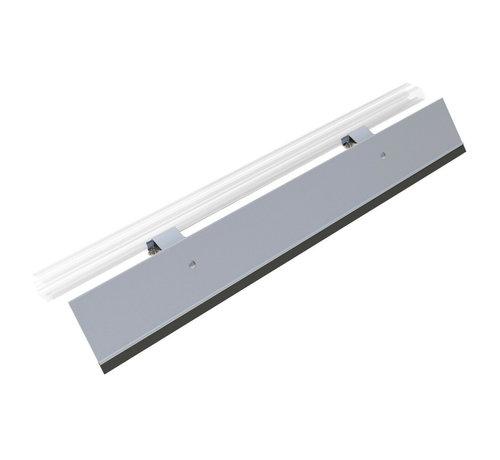 Nordrive Windabweiser-Kit für Nordrive Aluminium Dachträger (Länge 110 cm )