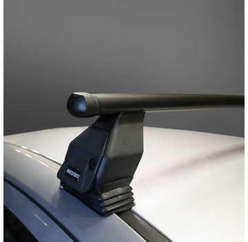 Menabo Tema Dachträger Mercedes CLA (C117) 4-türig Limousine 2013 - 2019