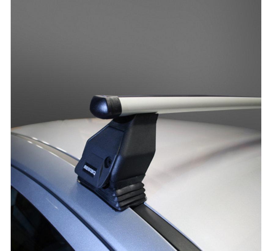 Dachträger Peugeot 5008 SUV 2009 - 2017 | Menabo Tema