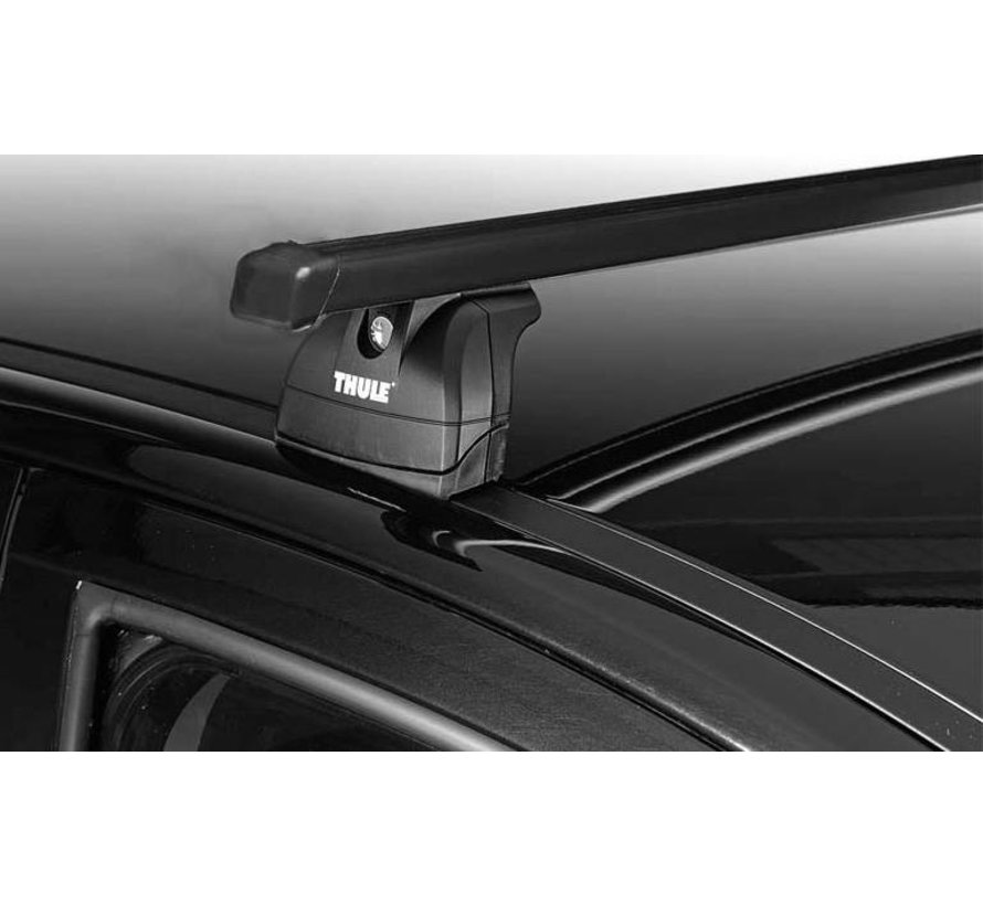 Thule Dachträger Hyundai I30 5-türig Hatchback (mit Fixpoints) ab 2017