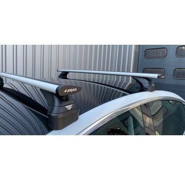 NEU!!!  FARAD Dachträger für Tesla Model 3