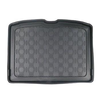 Cikcar Maßgefertigte Kofferraum-Schutzmatte für Audi A3 Sportback 8V (tiefer und erhöhter Boden) 5-türig Fließheck ab 2012