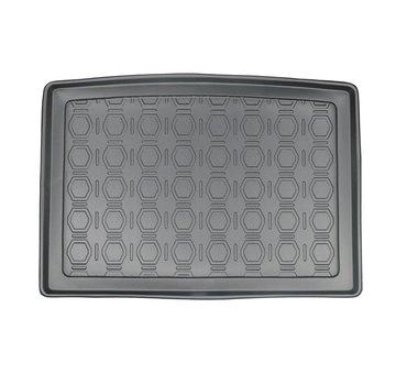 Cikcar Maßgefertigte Kofferraum-Schutzmatte für Mercedes B-Klasse (W246) (tiefer Boden)  5-türig Fließheck ab 2011