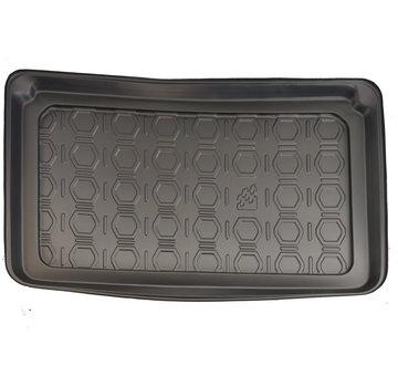 Cikcar Maßgefertigte Kofferraum-Schutzmatte für Renault Captur  MPV ab 2013