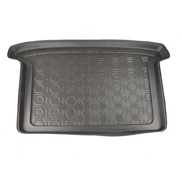 Cikcar Maßgefertigte Kofferraum-Schutzmatte für Renault Clio Kombi ab 2012