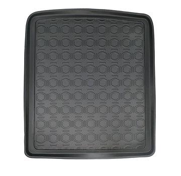 Cikcar Maßgefertigte Kofferraum-Schutzmatte für Volkswagen Sharan MPV ab 2010