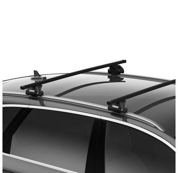 THULE-6000 THULE Dachträger BMW X3 SUV 2010 - 2017