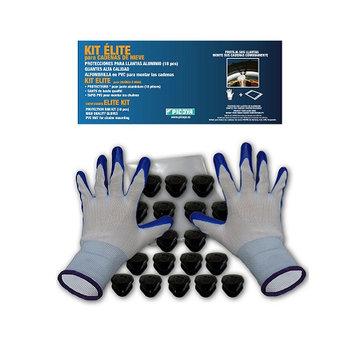 PicoyaTrendy Felgenschutz-Set für 9mm Schneekette