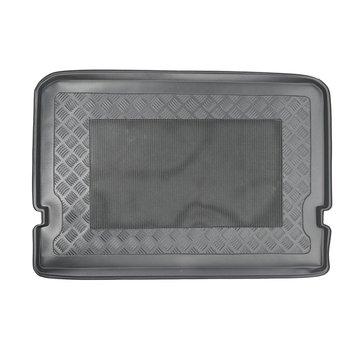 Cikcar Maßgefertigte Kofferraum-Schutzmatte für Citroen C3 Airccross (erhöhter Boden) MPV ab 2017