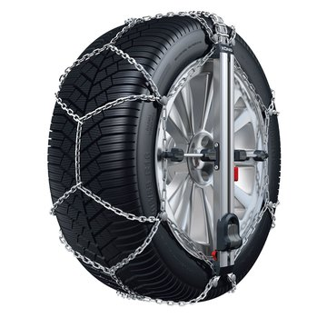 König EasyFit SUV Schneeketten für SUV, Wohnmobile und Kleintransporter | Reifengröße 245/45R20