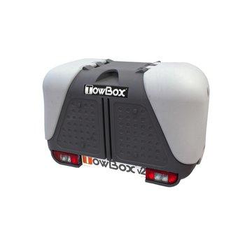 Aragon TowBox V2 Hunde-Transportbox Grey Edition
