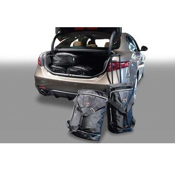 CAR-Bags CAR-BAGS Auto-Reisetaschenset für Alfa Romeo Giulia (952) 2016> 4-türig Limousine