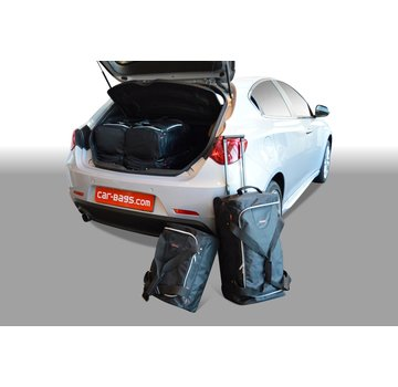 CAR-Bags CAR-BAGS Auto-Reisetaschenset für Alfa Romeo Giulietta 2010> 5-türig Fließheck