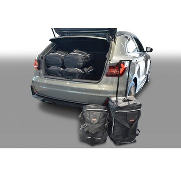 CAR-Bags CAR-BAGS Auto-Reisetaschenset für Audi A1 (GB) 2018> 5-türig Fließheck
