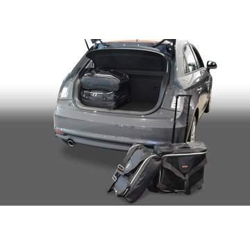 CAR-Bags CAR-BAGS Auto-Reisetaschenset für Audi A1 Sportback (8x) 2012-2018 5-türig Fließheck
