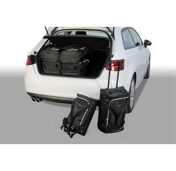 CAR-Bags CAR-BAGS Auto-Reisetaschenset für Audi A3 (8V) 2012-2020 3-türig Fließheck