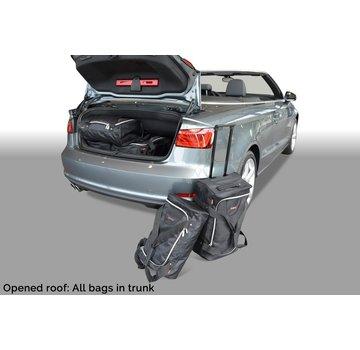 CAR-Bags CAR-BAGS Auto-Reisetaschenset für Audi A3 Cabriolet (8V) 2013>