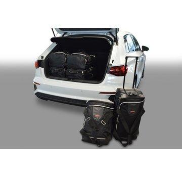 CAR-Bags CAR-BAGS Auto-Reisetaschenset für Audi A3 Sportback (8Y) 2020> 5-türig Fließheck