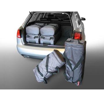 CAR-Bags CAR-BAGS Auto-Reisetaschenset für Audi A4 Avant (B6 & B7) 2001-2008 Kombi