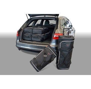 CAR-Bags CAR-BAGS Auto-Reisetaschenset für Audi A4 Avant (B8) 2008-2015 Kombi