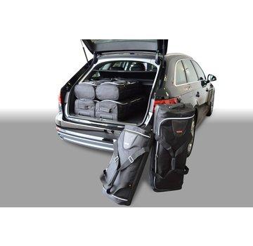 CAR-Bags CAR-BAGS Auto-Reisetaschenset für Audi A4 Avant (B9) 2015> Kombi