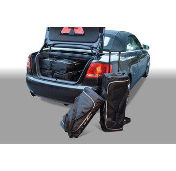 CAR-Bags CAR-BAGS Auto-Reisetaschenset für Audi A4 Cabriolet (B6 & B7) 2001-2008