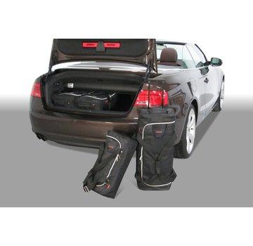 CAR-Bags CAR-BAGS Auto-Reisetaschenset für Audi A5 Cabriolet (8F7) 2009-2016