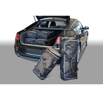 CAR-Bags CAR-BAGS Auto-Reisetaschenset für Audi A5 Sportback (8TA) 2009-2016 5-türig Fließheck