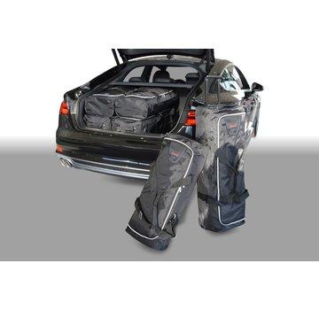 CAR-Bags CAR-BAGS Auto-Reisetaschenset für Audi A5 Sportback (F5) G-Tron 2016> 5-türig Fließheck