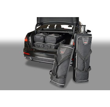 CAR-Bags CAR-BAGS Auto-Reisetaschenset für Audi A6 (C8) 2018> 4-türig Limousine
