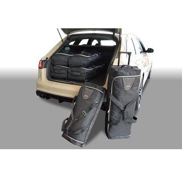 CAR-Bags CAR-BAGS Auto-Reisetaschenset für Audi A6 Avant (C7) 2011-2018 Kombi