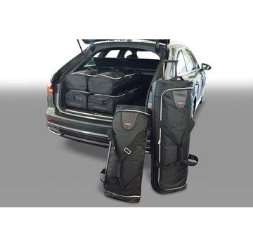 CAR-Bags CAR-BAGS Auto-Reisetaschenset für Audi A6 Avant (C8) 2018> Kombi