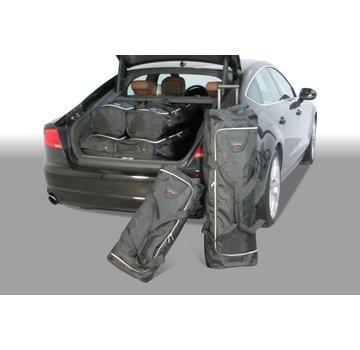 CAR-Bags CAR-BAGS Auto-Reisetaschenset für Audi A7 Sportback (4G) 2010-2017 5-türig Fließheck