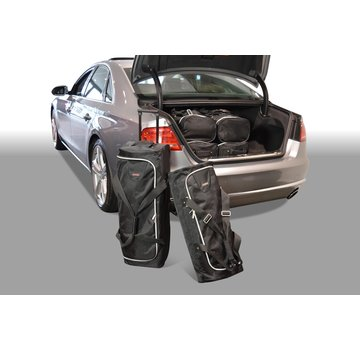 CAR-Bags CAR-BAGS Auto-Reisetaschenset für Audi A8 (D4) 2010-2013 4-türig Limousine