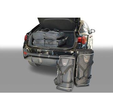 CAR-Bags CAR-BAGS Auto-Reisetaschenset für Audi Q3 Sportback (F3) 2019>