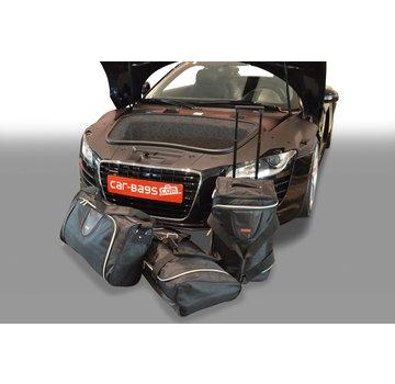 CAR-Bags CAR-BAGS Auto-Reisetaschenset für Audi R8 Coupé 2006-2015