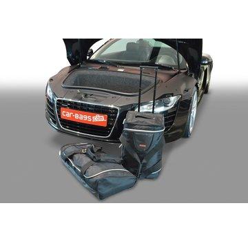 CAR-Bags CAR-BAGS Auto-Reisetaschenset für Audi R8 Spyder 2006-2015