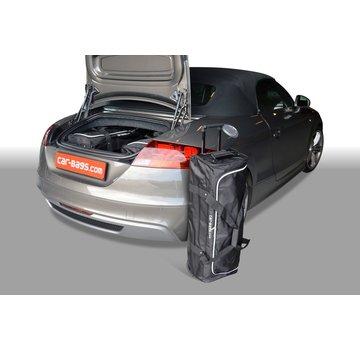 CAR-Bags CAR-BAGS Auto-Reisetaschenset für Audi TT Roadster (8J) 2006-2014
