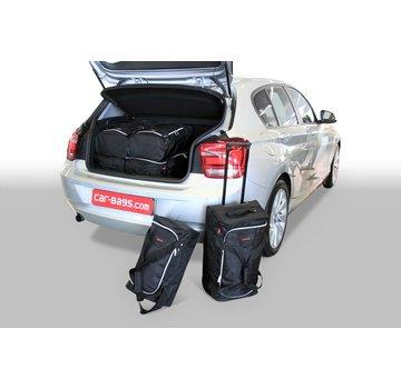CAR-Bags CAR-BAGS Auto-Reisetaschenset für BMW 1er Serie (F21/F20) 2011-2019 3 & 5-türig Fließheck