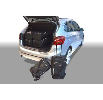 CAR-Bags CAR-BAGS Auto-Reisetaschenset für BMW 2er Serie Active Tourer (F45) 2014>