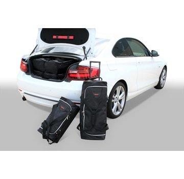 CAR-Bags CAR-BAGS Auto-Reisetaschenset für BMW 2er Serie Coupé (F22) 2014>