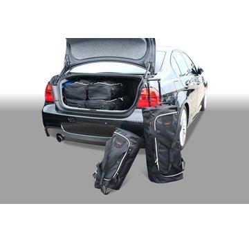 CAR-Bags CAR-BAGS Auto-Reisetaschenset für BMW 3er Serie (E90) 2005-2012 4-türig Limousine