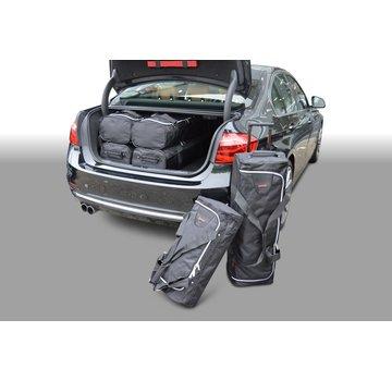CAR-Bags CAR-BAGS Auto-Reisetaschenset für BMW 3er Serie (F30) 330e Plug-in-Hybrid 2016-2019 4-türig Limousine