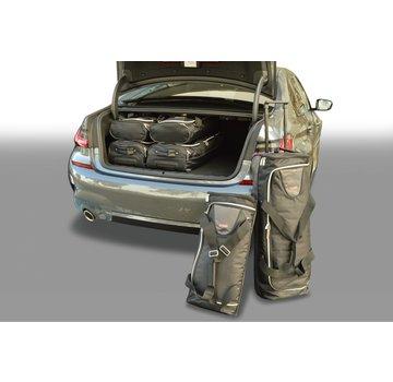 CAR-Bags CAR-BAGS Auto-Reisetaschenset für BMW 3er Serie (G20) 330e Plug-in-Hybrid 2019> 4-türig Limousine