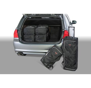 CAR-Bags CAR-BAGS Auto-Reisetaschenset für BMW 3er Serie Touring (E91) 2005-2012 Kombi