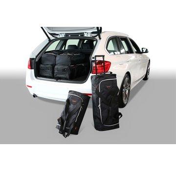 CAR-Bags CAR-BAGS Auto-Reisetaschenset für BMW 3er Serie Touring (F31) 2012-2019 Kombi