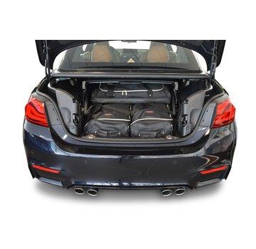 CAR-Bags CAR-BAGS Auto-Reisetaschenset für BMW 4er Serie cabriolet (F33) 2014>