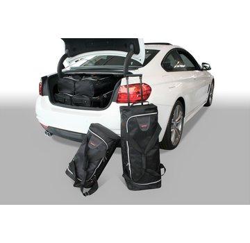 CAR-Bags CAR-BAGS Auto-Reisetaschenset für BMW 4er Serie Coupé (F32) 2013>