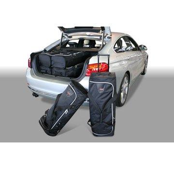 CAR-Bags CAR-BAGS Auto-Reisetaschenset für BMW 4er Serie Gran Coupé (F36) 2014> 5-türig Fließheck